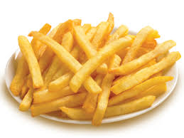 French fries foodexeg