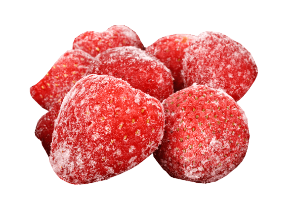 Frozen Strawberries foodexeg